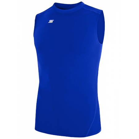 Adult Thermadry CS Sleeveless Performance Top AGA-1260-RoyalBlue