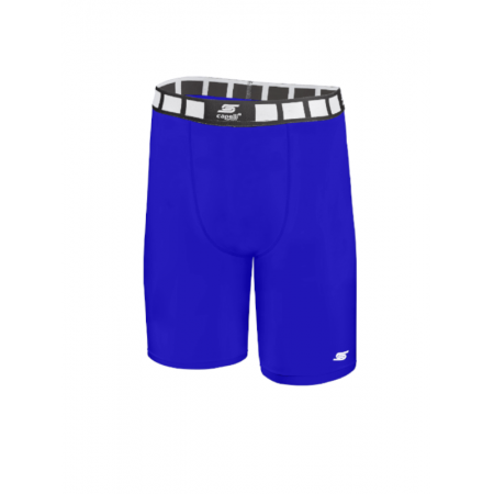 Adult Thermadry CS Compression Shorts AGA-1496-Royal Blue