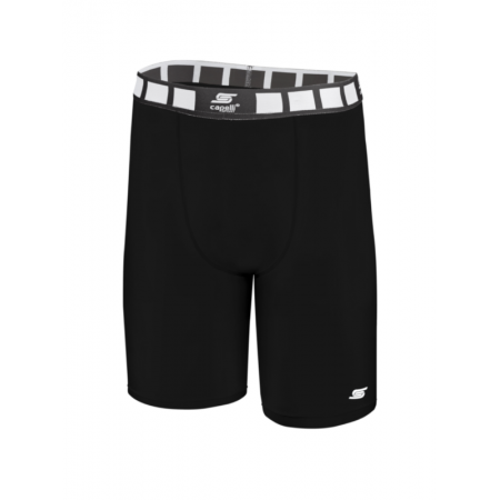 Adult Thermadry CS Compression Shorts AGA-1496-Black