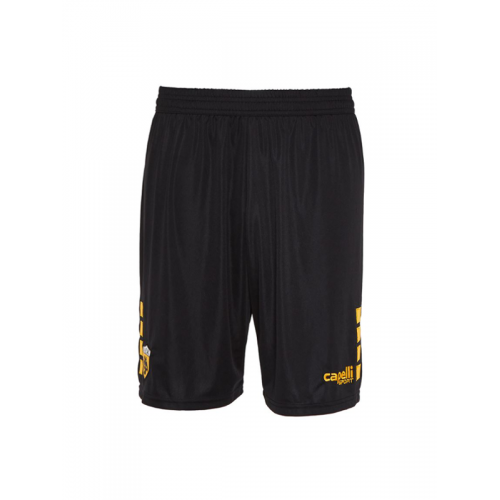 Capelli Sport AEK FC Match Shorts 2018-19 AGA-3459 Black/Gold