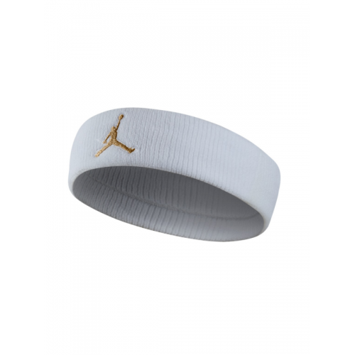 Jordan OVO Headband White Gold 872833-100