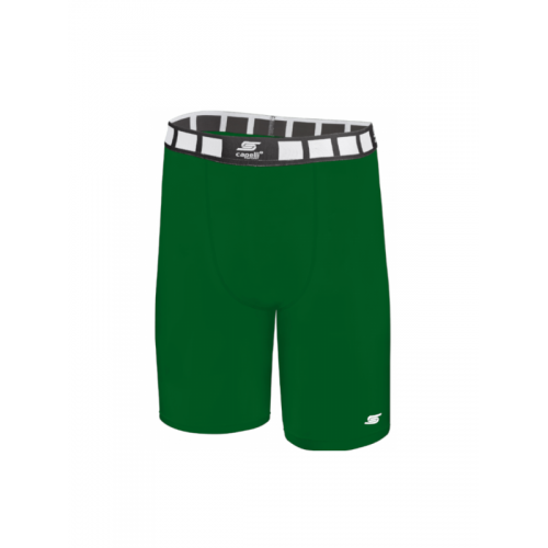 Adult Thermadry CS Compression Shorts AGA-1496-Green