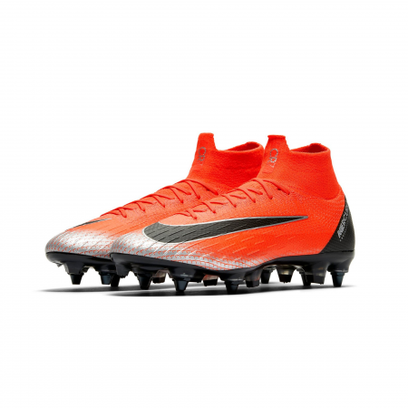 Nike Mercurial CR7 Superfly 6 Elite Anti-Clog SG-PRO Boots AJ6932-600