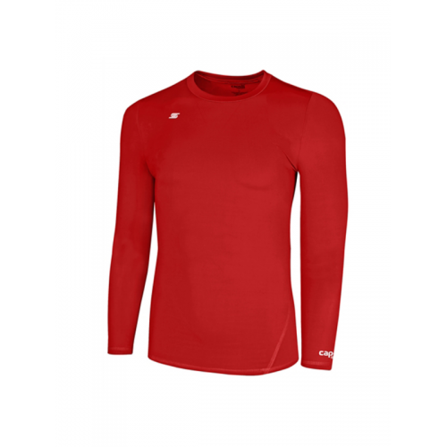 Capelli Red Adult Thermadry Long Sleeve Pe AGA-1258